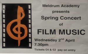 2014-03-March 29 Meldrum Concert