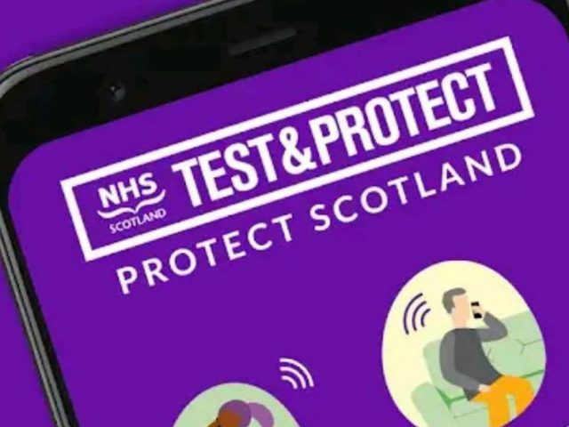 Protect Scotland app launches