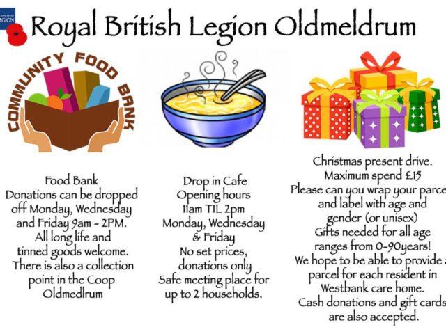 Oldmeldrum Royal British Legion